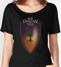 Ser Duncan the Tall: The Hedge Knight Women's Relaxed Fit T-Shirt
