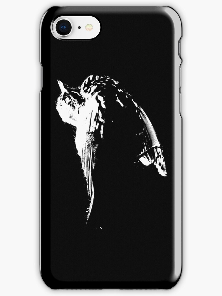 bird iphone by Margaret Bryant