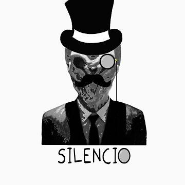 Silencio by HoppyNinja