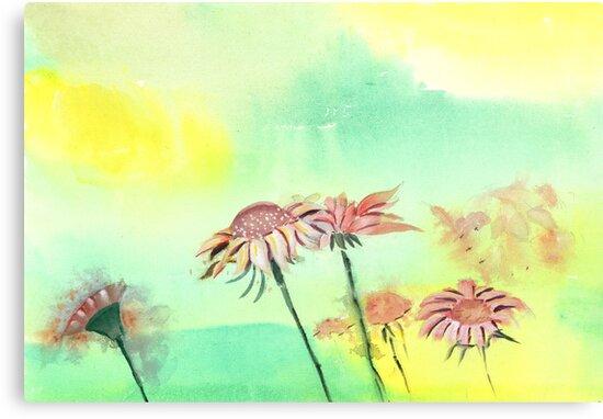 Flowers 2 by Anil Nene