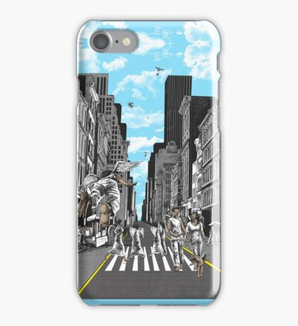 City of Angels iPhone Case/Skin