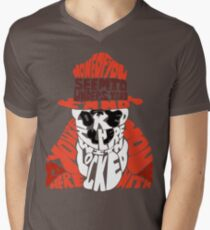 Rorschach Men's V-Neck T-Shirt