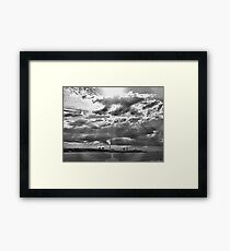Big Sky - Didcot Framed Print