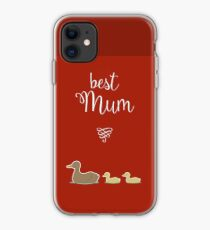 Best Mum iPhone Case