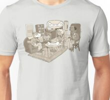the big bone theory Unisex T-Shirt