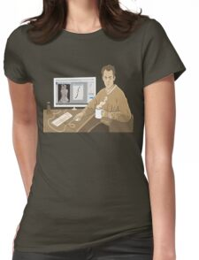 man ray cs3 Womens Fitted T-Shirt