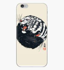 Tachi Tiger iPhone Case