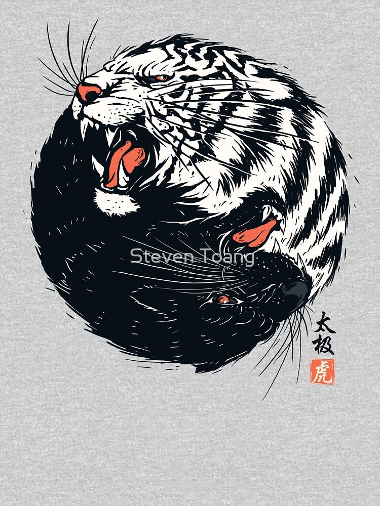 Tachi Tiger de Stevenmono