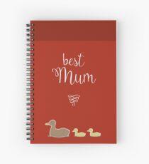 Best Mum Spiral Notebook