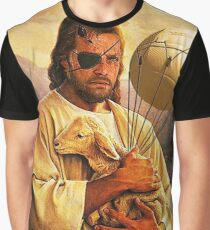 Venom Jesus Snake - parody Graphic T-Shirt