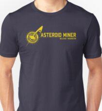 Asteroid Miner Slim Fit T-Shirt