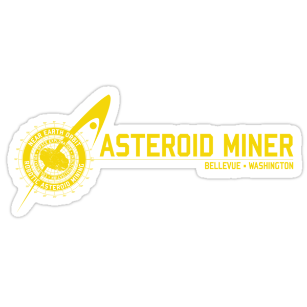 Asteroid Miner by GUS3141592