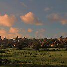 Arundel, West Sussex by John Lines