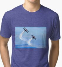 The Only Way To Fly! Tri-blend T-Shirt