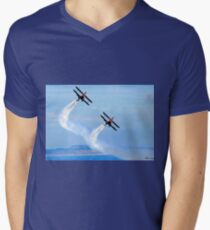 The Only Way To Fly! Men's V-Neck T-Shirt