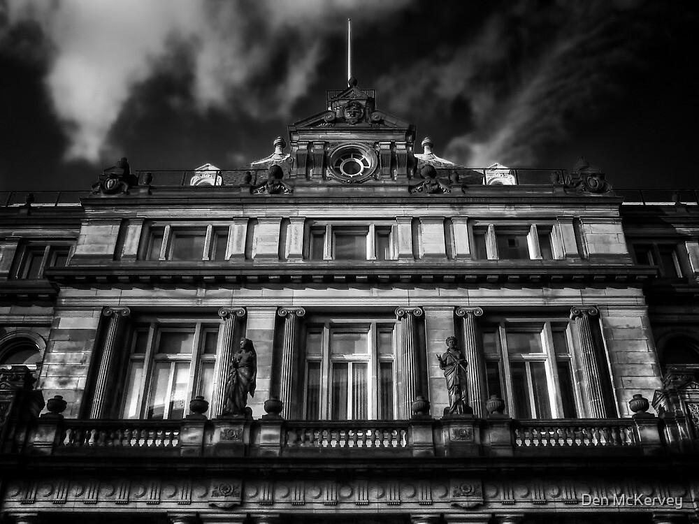 Unknown Building, Burton Street, Nottingham, England, United Kingdom by Den McKervey