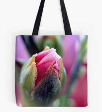 Darling Buds of May (Macro) Tote Bag