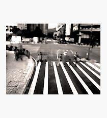 Crossings Photographic Print