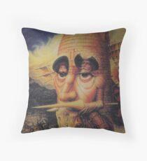 Surrealism III - Surrealismo Throw Pillow