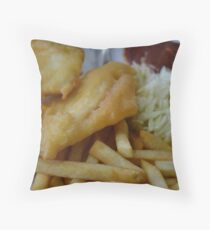 Food Favorites 1 Throw Pillow