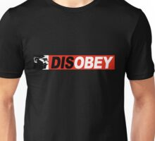 DISOBEY 2 Unisex T-Shirt