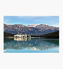 Lake Louise Canada Photographic Print