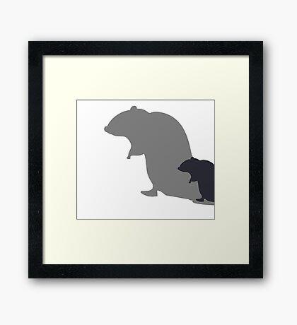 Master Rat VRS2 Framed Print