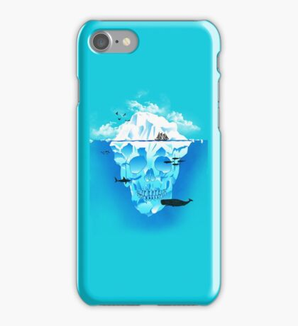 Cold Cruisings and Icy Endings iPhone Case/Skin