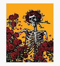 My Bloody Valentine Skeleton Photographic Print