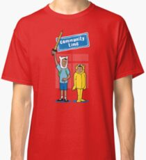 Community Time! Classic T-Shirt