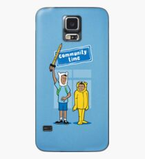 Community Time! Case/Skin for Samsung Galaxy