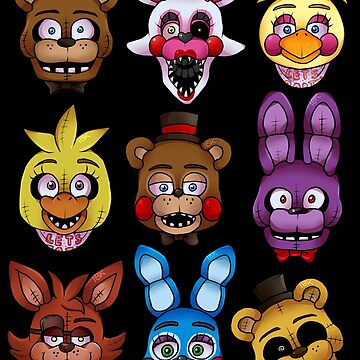 Five Nights by InkyBlackKnight