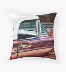 Classic Thunderbird (Mid-50's) Throw Pillow