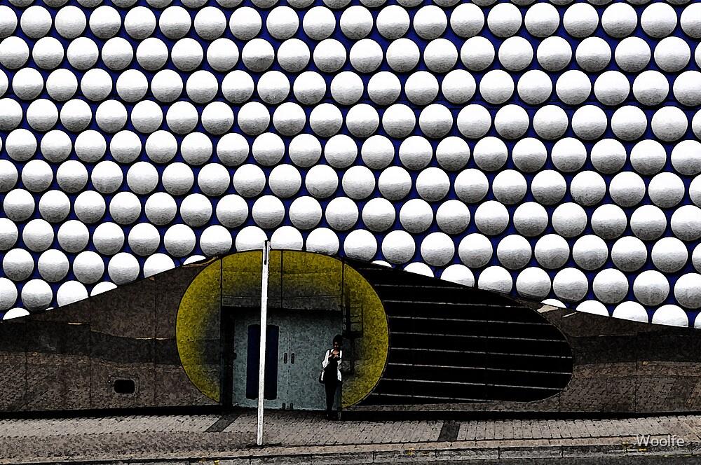 Below the Bubbles by Woolfe