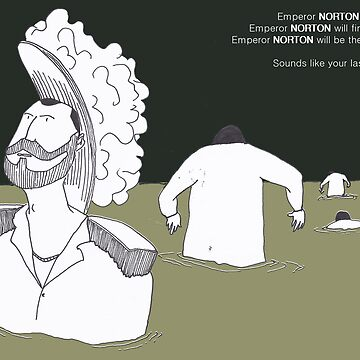 Emperor NORTON by antrstd