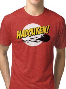 THE FIREBALL THEORY Tri-blend T-Shirt