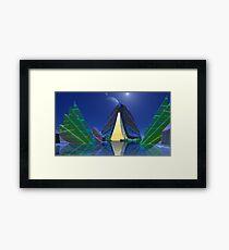 Galleria Galaxia Framed Print