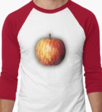 Apple by rafi talby Men's Baseball ¾ T-Shirt