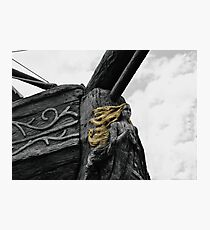 The Bow of the Ship Photographic Print
