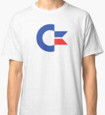 Commodore C64 Retro Classic Symbol Classic T-Shirt