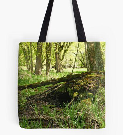 White River Marsh Landscape 6782 Tote Bag