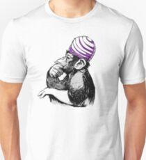 Thinking Mojo (no txt/bg) Unisex T-Shirt