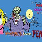 Vampires always feast ! by mattycarpets