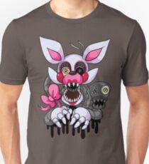 Graffiti Mangle Unisex T-Shirt