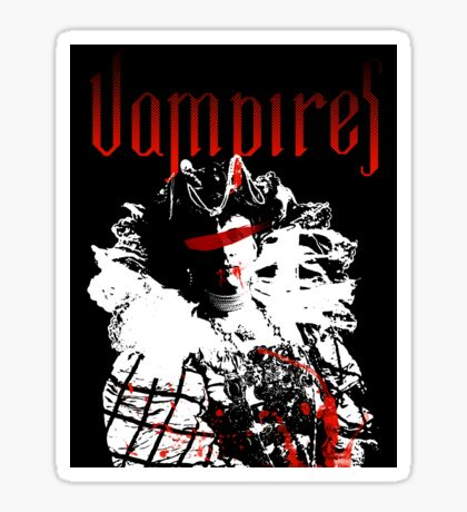 Elizabeth Bathory Sticker