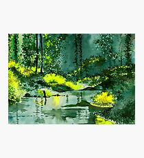Tranquil 1 Photographic Print