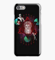 Geometric Gods iPhone Case/Skin