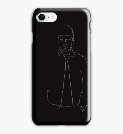 Man iPhone Case/Skin