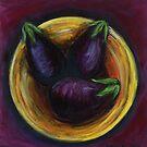 Eggplant by franart