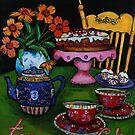 Tea & Cake by franart